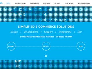 Linked Retail: Landing PageCopy